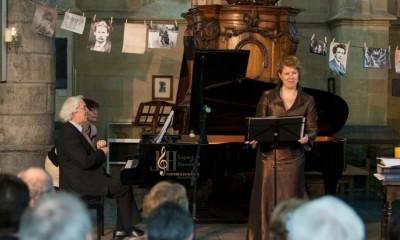 Concert St. Maastrichtse componisten- Carl Smulders samen met  Frans van Ruth