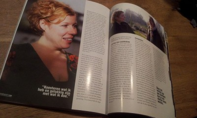 Interview Navenant magazine
